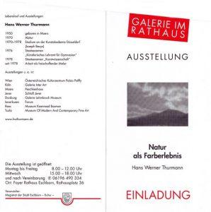 Ausstellung in Eschborn