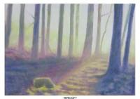 1 - Herbstwald - 50x35 - © 2013 by H. W. Thurmann - VERKAUFT