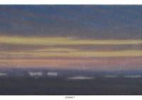 19 - Sonnenaufgang - 40x24 - © 2010 by H. W. Thurmann - VERKAUFT