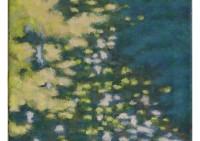 2 - Gewässer am Morgen - 30x50 - Malgrund Canvas - © 2012 by H. W. Thurmann