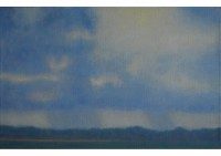 26 - Wolken und Sonne - 80x50 - © 2010 by H. W. Thurmann