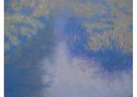 5 - Graben bei trübem Wetter - 80x60 - © 2008 by H. W. Thurmann