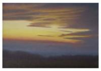 8 - Zarter Abendhimmel - 50x30 - © 2007 by H. W. Thurmann