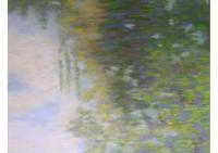Wasserspiegelung - 130x130 - © 2004 by H. W. Thurmann