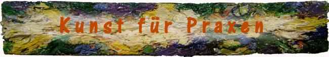 Banner Kunsr für Praxen