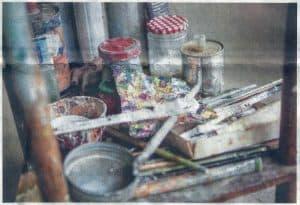 Bild: Ein Stillleben aus dem Hause Thurmann, das nach Handwerk aussieht - und der Eindruck täuscht auch nicht.