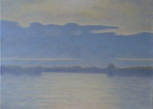 Am Rhein - 140 x 100