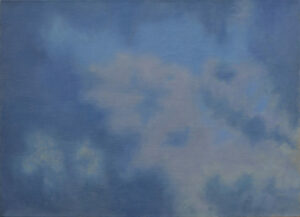 Wolkenhimmel 2020 140 x 100