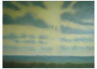 12 - Blick von der Bergehalde - 140x100 - © 2011 by H. W. Thurmann