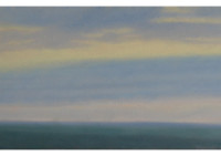 12 - Nachmittagshimmel - 50x30 - © 2012 by H. W. Thurmann