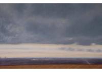 2 - Dunkle Wolken Richtung Moers - 50x30 - © 2006 by H. W. Thurmann