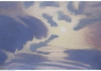 24 - Wolken und Sonne - 80x60 - © 2014 by H. W. Thurmann