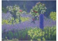 3 - Morgen im Garten - 80x60 - © 2006 by H. W. Thurmann