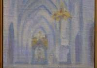 Kircheninnenraum - 21x29